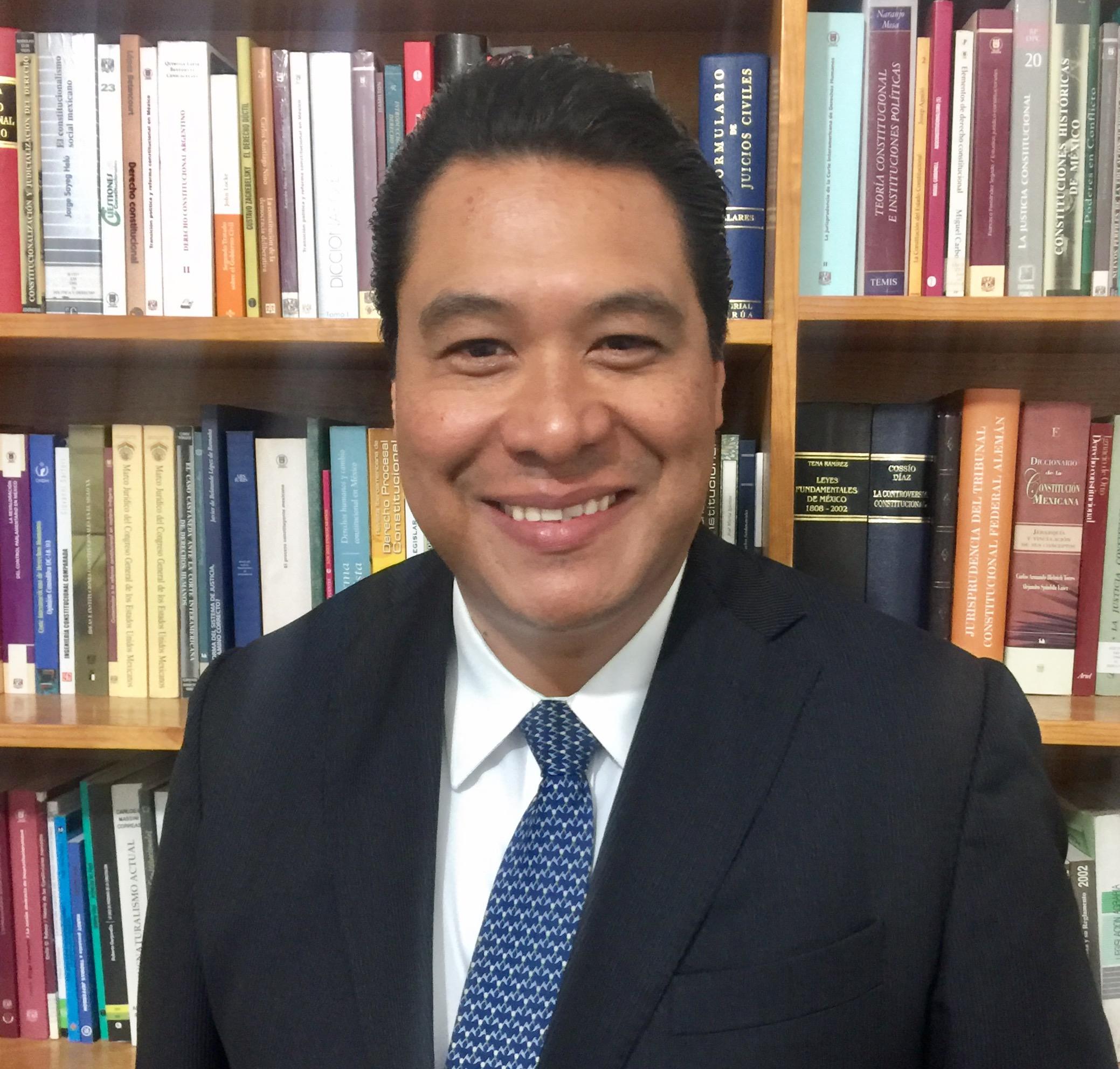 Subcoordinación de Análisis Constitucional     Dr. Carlos Alberto Pérez Cuevas
